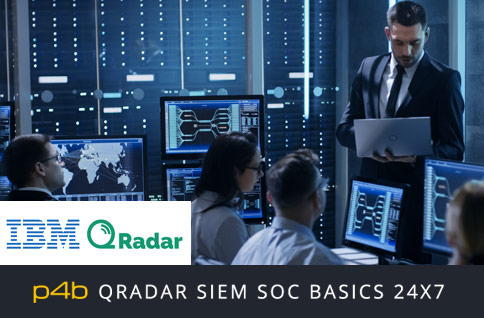 QRadar SIEM SOC Basics workshop