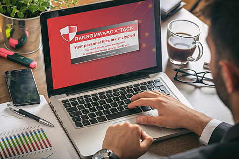 ransomware support
